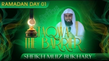 Taqwa - The Barrier ᴴᴰ ┇ Ramadan 2014 - Day 01 ┇ by Sheikh Muiz Bukhary ┇ #TDRRamadan2014 ┇