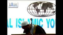 Khalid Yasin Lecture - The Character of a Muslim