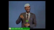 Zakir Naik Q&A-73  |   Can Man & women offer Salah (Prayer) together