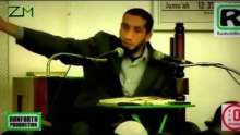*FULL* Hope In Allah ~ Nouman Ali Khan ~ UK East London Masjid!!!