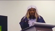 Absolutely Amazing Azan By Mufti Ismail Menk ~ NEW Singapore 2014!!!