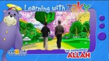 Glorifying Allah   Learning with Zaky