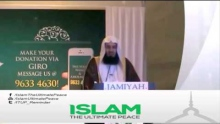 Message from Luqman the wise - Mufti Menk