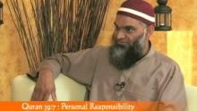 Quran - Personal Responsibility [39:7]