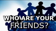 Who Are Your Friends? - Powerful Speech - Shaykh Yusuf Ahmed Az Zahaby
