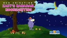 Zaky's Moon Sighting & Advice for Ramadan