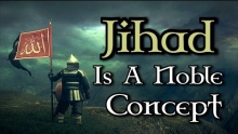 Jihad Is A Nobel Concept - Shaykh Hamza Yusuf  | MUST WATCH