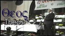 Ahmed Deedat Debate - Pastor doesn't know Greek word for God!