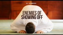 Enemies of Showing Off
