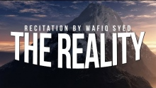 THE REALITY (Al-Haqqah) - Recitation By Wafiq Syed