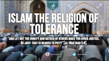 Islam The Religion of Tolerance - AbdulQadir Baksh