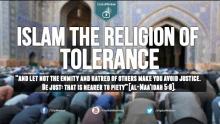 Islam The Religion of Tolerance - AbdulQadir Baksh