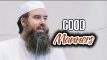 Good Manners - AbdurRaheem McCarthy