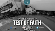 Test of Faith - Powerful Reminder