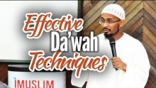Most Effective Da'wah Techniques - Kamal el-Mekki
