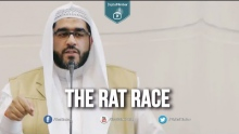 The Rat Race! - Ahmad Saleem
