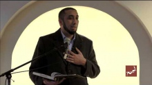 Khutbah with Nouman Ali Khan: Guidance for Husbands