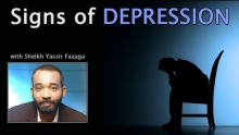 Signs of Depression | Sheikh Yassir Fazaga