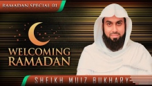 Welcoming Ramadan 2015 ᴴᴰ ┇ #SunnahRevival ┇ by Sheikh Muiz Bukhary ┇ TDR Production ┇