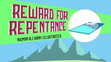 Reward For Repentance | Nouman Ali Khan | illustrated