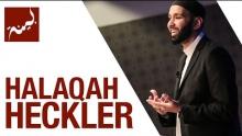 Halaqah Heckler (People of Quran) - Omar Suleiman Ep 19/30