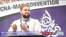 Was Muhammad PBUH a True Prophet by Abdelrahman Murphy | 877-Why-Islam