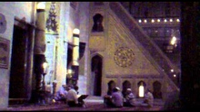 An Emotional Quran Recitation by the Imam of Sultan Ahmed Mosque - 8th August 2011 - Istanbul