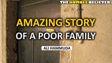 Amazing Story Of A Poor Family   Ali Hammuda HD