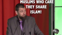 MUSLIMS who care about Humanity have to SHARE ISLAM