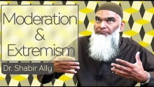 Virtues & Vices: Moderation & Extremism | Dr. Shabir Ally