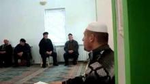 Жена дава пример на ислямски учен