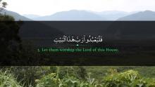 Surah alQuraish | Hyder al Janabi سورة قريش | حيدر الجنابي