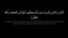 Surah al-Baqarah 1-76 | Hyder al Janaabi سورة البقرة | حيدر الجنابي