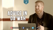 Advice in Da'wah - John Fontain