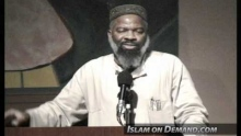 Allah Can Divorce Us - Siraj Wahhaj