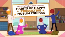 [Animation] They Fight The Real Enemy : Habits of Happy Productive Muslim Couples