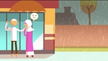 [Animation] They Never Lose Focus of Each Other's Needs : Habits of Happy Productive Muslim Couples: