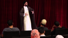 Balancing Big & Small Issues (Imam Sayed Mahdi Al-Qazwini)