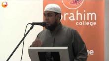 Controlling the Tongue - EC Jumu'ah Khutbah - 9th November