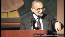 Economic Challenges For Muslims In America - By Jamal Badawi