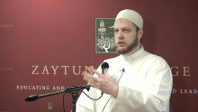 Fasting, Materialism and Time Management: Ramadan Advice by Imam Suhaib Webb