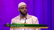 Gratitude by Qasim Mazhar. 2013 ICNA-MAS Convention