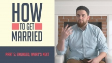 How to Get Married: Engaged, What's Next