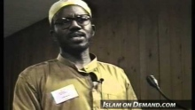 Ihsan to Scholars - Alpha-Him Jobe