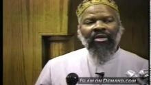 Islam Works In Repairing Our Relationships - Siraj Wahhaj