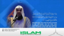 Islam beyond Race and Colour ~ Mufti Ismail Menk