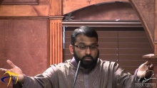 Khutbah: Dunya vs Akhriah - Focusing on Hereafter over this world ~ Dr. Yasir Qadhi | 31st Jan 2014