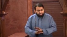 Khutbah: How to perfect Repentance in the month of Forgiveness ~ Dr. Yasir Qadhi