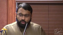 Khutbah: Wudu (Ablution) Fiqh, Rules, Purification & Blessings ~ Dr. Yasir Qadhi | 28th Feb 2014