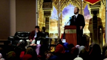 "MAS-ICNA 2013:  ""Being a Positive Muslim"" - Suhaib Webb & Amjad Qourshah"